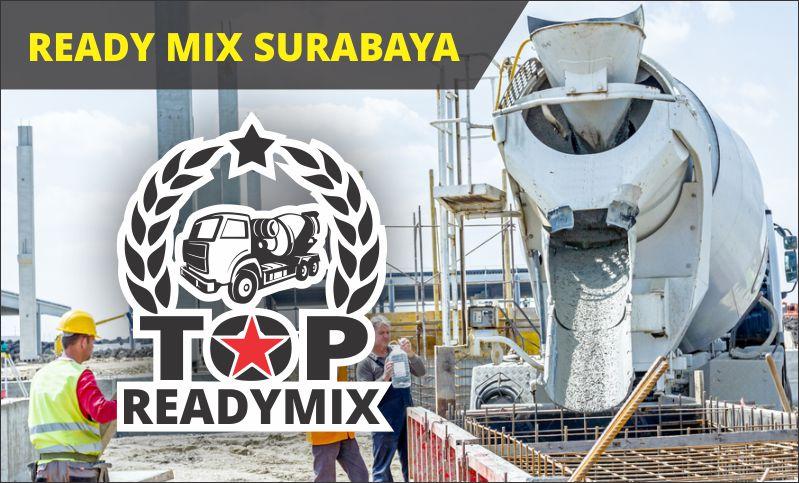 Harga beton readymix surabaya